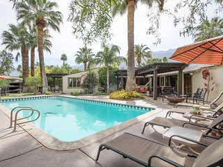 Historic Spanish Hacienda Estate, Palm Springs