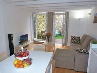 Bonjardim apartment in Cedofeita with WiFi, privéterras & balkon.