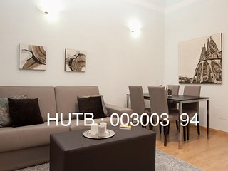 Gran Via Principal apartment in Eixample Esquerra with WiFi, airconditioning, balkon & lift., Barcelona