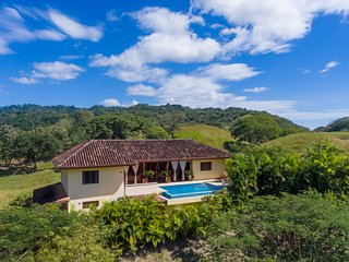 Ocean View Villa, Nosara. Breathtaking ocean view
