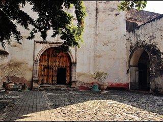 Gran Casa en Cocoyoc (alberca, campo de golf)!, Oaxtepec