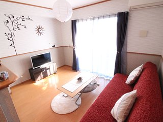 Cute & cozy Good for couple and family. Free Wifi