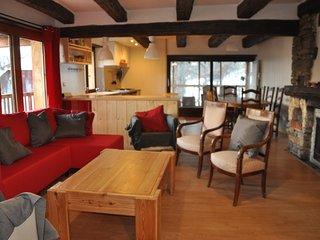 Appartement 8-9 personnes dans un maison de pays avec terrain et veranda, Puy-Saint-Vincent