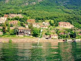 CAMILLA HOUSE frontlake  2-6 people, Varenna