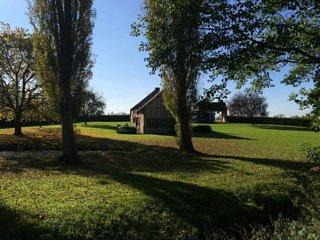 Longère du 17 ème siècle à Saint Pierre la Rivière