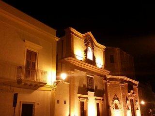 gallipoli appartamento due camere da letto centro storico