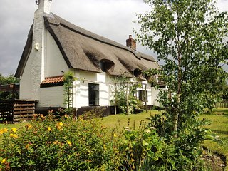 Norfolk Broads cottage - Beautiful thatched - sleeps 8-10, Hoveton