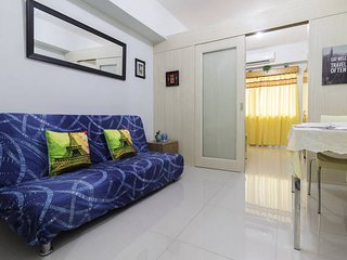 HotelLike Living in the heart of Makati with balcony - 1BR unit