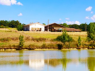 Quatre Chemins - a rural smallholding in Lot et Garonne