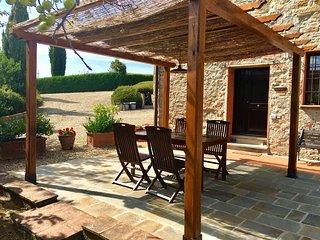 Appartamento con Piscina nel Chianti