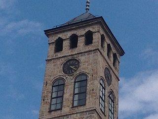 SARAJEVO-BOSNIA & HERCEGOVINIA- HISTORIC CITY