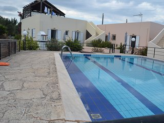 Crete Villa Rental in Drapanos Village