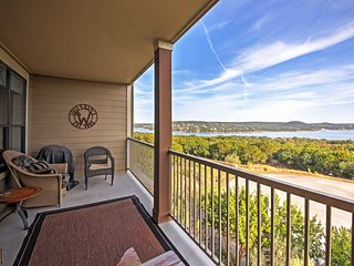 NEW! 3BR Jonestown Condo w/Lake Views!