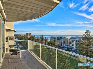 Unwind Luxury * Liberty Penthouse