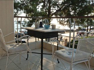 Sunset maisonette on the beach, Nikiti (3BD)