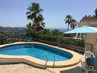 Villa individuelle Piscine privee vue mer!