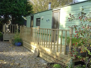 The huntsman static caravan, Pickering