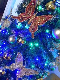 dettagli decorativi ...NATALE nella YELLOW BUTTERFLY