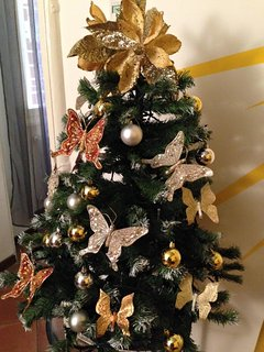 NATALE .... nella YELLOW BUTTERFLY