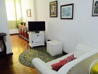 Apartamento 2 quartos Leme, Copacabana