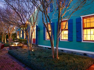 Stunning 1838 Creole Cottage, 3BR/2BA