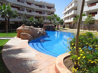 2 bedroom 2 bathroom apartment -Playa Flamenca