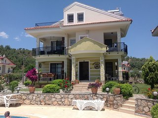 2 Bedroom Duplex Apartment, Fethiye