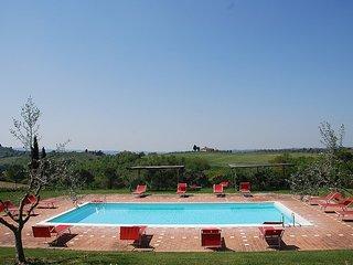 3 bedroom Villa in Castelfiorentino, Tuscany, Italy : ref 5228836