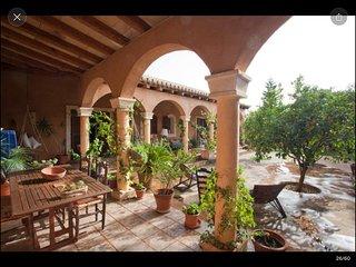Casa M el top en el sur de Mallorca (yellow suite/dormitorio 2)