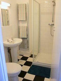 Shower room with toilet based on 3rd floor