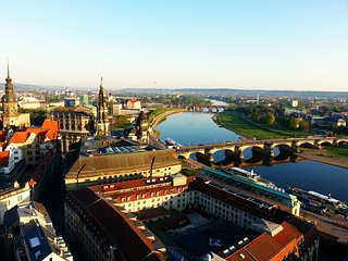 Ferienwohnung an der Stadtgrenze Dresden