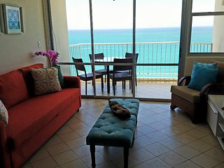 Beachfront ~ Fully Remodeled ~ Marbella Del Caribe ~ Best Location of San Juan, Isla Verde