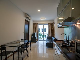 Nice and Relax 2 Bedroom Apartment for 5pax, Singapur