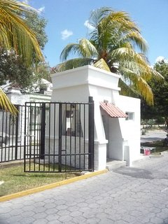 Security Gate, private community