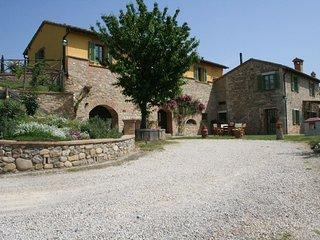 Podere San Simone: Toscana natura e relax, Castelnuovo Berardenga