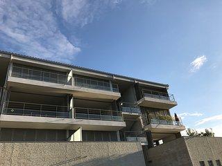 Appart neuf 4 pers centre Porticcio acces plage a pied clim/ Jardin/ Wifi