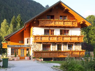3 bedroom apartment with 2 balconies and stunding mounting wiew (3-8 people)AP.3, Kranjska Gora