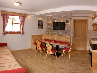1 bedroom apartment (2-5 people) AP. no. 6, Kranjska Gora