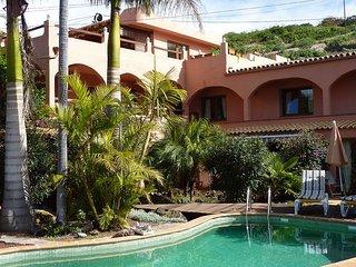 Apartment auf Traumfinca mit Teide- und Meerblick, La Matanza de Acentejo