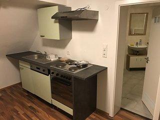 Neu eingerichtete Wohnung im Stadtzentrum Furth