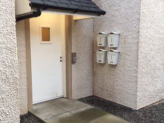 8 Varis Apartments, Forres