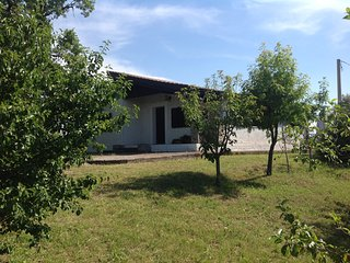 Very private and peaceful 2 bed house situated in the National Park of Pollino