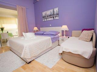 TH03428 Apartments Villa Palma / Studio with terrace WHITE A3