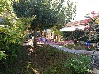 Spacious house with big garden