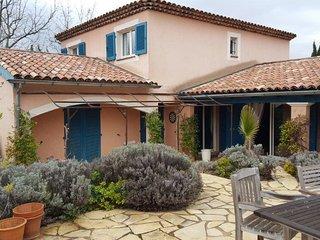 Villa B, Saint-Cezaire-sur-Siagne