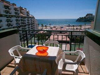 Apartamento playa céntrico y confortable  en Peñíscola