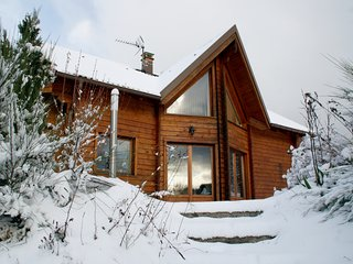 Chalet Loma, spacieux chalet madrier a Vagney
