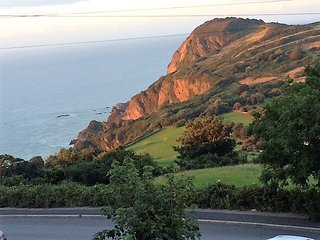 Family home with stunning views and parking, Ilfracombe