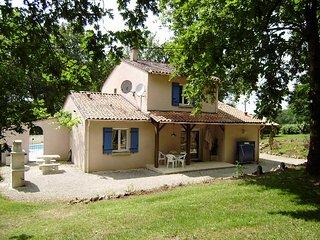 Campagnac Villa - Pays de Bergerac.