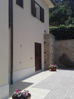 room private entrance